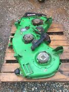 """Oem John Deere Tca20267 Mowing Deck 54"""" Cut With Extras Z910a Many Models"""