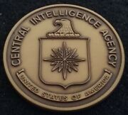Authentic Cia Director Central Intelligence Agency Dni Dcia Intel Challenge Coin