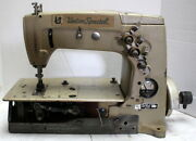 Union Special 57700 A Coverstitch 2-needle Industrial Sewing Machine Head Only