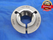 1 3/4 6 Un 3a Thread Ring Gage 1.75 Go Only P.d. = 1.6417 N-3a Inspection Check