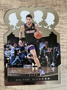 2020-21 Panini Crown Royale Devin Booker Phoenix Suns Prizim Sold Out Limited