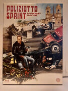 Poliziotto Sprint Blu-ray Highway Racer Region Free Camera Obscura Limited New