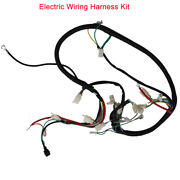 Wiring Harness Pack Spark Plug Ignition Coil Fits 150cc 200cc 250cc Quad Scooter