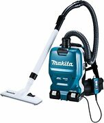 Makita Backpack Vacuum Cleaner 36v 18vx2 Battery Vc261dz Body Only From Japan