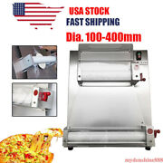 370w Electric Pizza Dough Roller Sheeter Pastry Automatic Press Making Machine