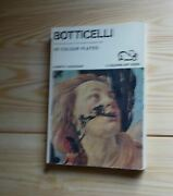 Bottcelli 80 Colour Plates A Dolphin Art Book Early Renaissance Paintings Rare