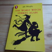 The Worst Witch Strikes Again The Worst Witch 2 1981 Kids Fantasy Magic Signed