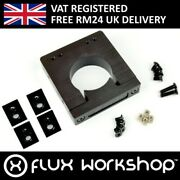 Spindle Mount Kit For Cnc Router Workbee Ox C Beam Clamp Slot Flux Workshop