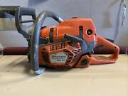 Husqvarna Husky 562xp Gas Chainsaw For Parts Low Compression 562 Xp