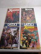 Marvel Comics - Wolverine And The X-men Lot Of 4 Tpb Used