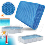 Above Ground Swimming Pool Solar Blanket Cover Pe Heat Insulation Film Protector