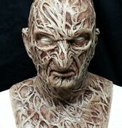 Wfx Freddy Inferno Part 4 Silicone Krueger Mask.