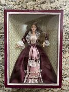 Victorian Barbie W/cedric Bear 2000 Doll Collectors Edition-new In Sealed Box