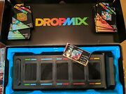 Hasbro Dropmix Music Mixing Gaming System With Series 1 And 2 Card Sets