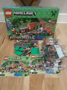 Lego Minecraft The Village 21128 - Retired Most Packs Still Sealed