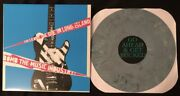 Bomb The Music Industry To Leave Or Die In Long Island Gray Vinyl Lp Rare