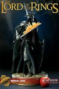 Sideshow Lord Of The Rings Morgul Lord Premium Format Figure Lotr Exclusive 61