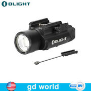 Olight Pl-pro Valkyrie 1500 Lumens Weapon Light Rechargeable+rpl-7 Remote Switch