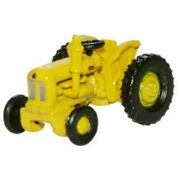 Oxford N Gauge Fordson Tractor Yellow Highways Dept