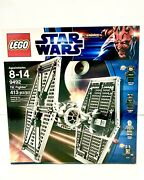 Lego Star Wars 9492 Tie Fighter New Sealed Retired 2012