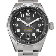 Tag Heuer Autavia Isograph - Wbe5114.eb0173 - 2021 - Stainless Steel