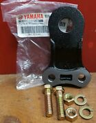 Yamaha Grizzly 660 O.e.m Ball Hitch Receiver Hitch Ball Mount And Hardware