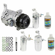 For Chevy Tahoe And Gmc Yukon Xl 1500 Oem Ac Compressor W/ A/c Repair Kit