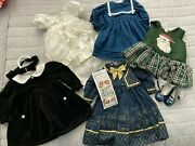New/ 1 Used 18 Play Doll Clothing And Shoes Fits 18 American Girl Dolls