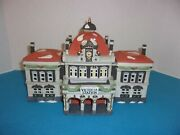 Dept 56 Victoria Station Dickens Village Collection Lighted-mint - 5574-3