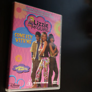Lizzie Mcguire Come Fly With Me Dvd Video 5 Episodes Disney Series Hilary Duff