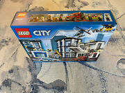 Lego City Police Station 60141 New In Box Factory Sealed Retired