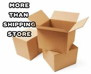 16x12x12 Moving Box Packaging Boxes Cardboard Corrugated Packing Shipping
