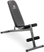 Marcy Exercise Utility Bench For Upright Incline Decline And Flat Exercise