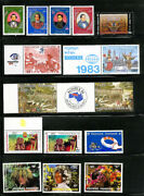 French Polynesia Stamp Collection Mostly Nh