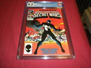 Marvel Super-heroes Secret Wars 8 Cgc 9.2/nm- Comic White Pages