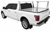 Agricover Adarac Aluminum Pro Series 6and039 Box Fits 19-on Ford Ranger Matte Black