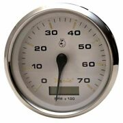 Faria Kronos 39040 Gauge Tachometer With Hourmeter 0-7000 Rpm Outboard Boat