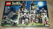 Lego Monster Fighters Vampyre Castle 9468 =new=damaged Box