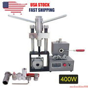 Dental Flexible Denture Machine Injection Heater Hot Press System Lab Equipment