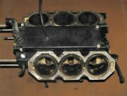 Mercury 225 Hp 2 Stroke Cylinder Block Assembly Pn 9811a44 Fits 1998-1999