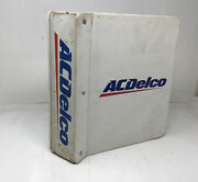 General Motors Delco Remy Electrical Service Manual Binder 1.2 1960s 70s 80s 90s