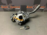 2014 Ford Mustang Gt Oem Srs Reel Clock Spring Ignition Switch W/ Key