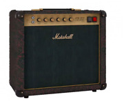 Marshall Sc20css Studio Classic 20w 1x10 Tube Guitar Combo Amp Red And Black Sn...