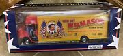 Wb Mason Truck Large Die Cast 1/24 Scale Collectible 100 Years New In Box