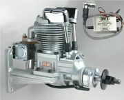 Saito Fg-30b 4-stroke Gasoline Single Engine Exclusively For Model Airplanes