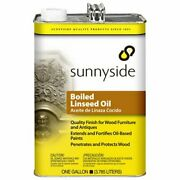 Sunnyside Corporation 872g1s Boiled Linseed Oil Gallon New