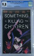 Something Is Killing The Children 13 | Cover A 1st Print | Cgc 9.8