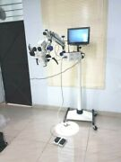 3 Step Ent Surgical Microscopes Ent Examination Microscope - All Medical Device