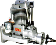 Saito Fg-40 4-stroke Gasoline Single Engine Exclusively For Model Airplanes