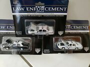 Speccast 2001 Ford Crown Victoria Arkansas / Wyoming / Bremerton Police Cars New